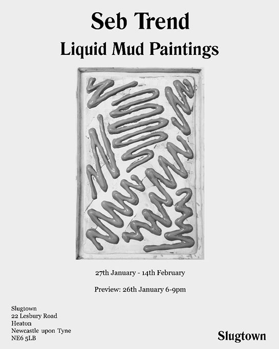 Liquid Mud Paint - Slugtown